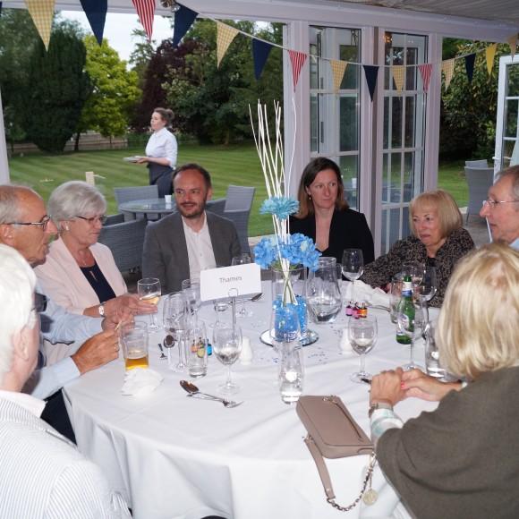 Business Forum celebrates TEN years